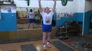 Kovrov TVC 051212  спорт  тяжелая атлетика