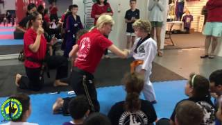 Australian Martial Arts- Break a Board Buddy Week