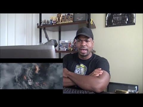 SPIDER MAN FAR FROM HOME Mysterio True Identity Trailer - REACTION!!!