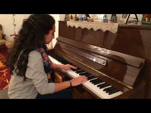 3 Daqat - Abu Ft. Yousra Piano Cover... by Mary El-Meniawy