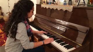 3 Daqat - Abu Ft. Yousra Piano Cover... by Mary El-Meniawy