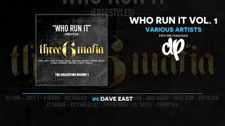 Who Run It Vol. 1 (Freestyle Collection) (FULL MIXTAPE)
