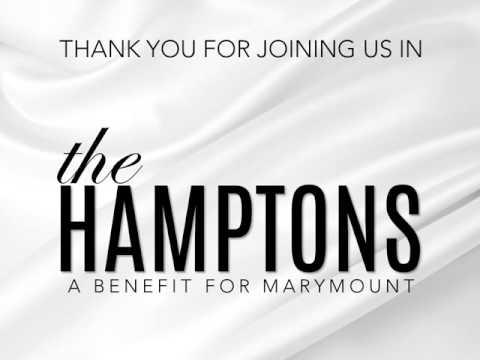 Marymount of Santa Barbara 2016 Auction Video