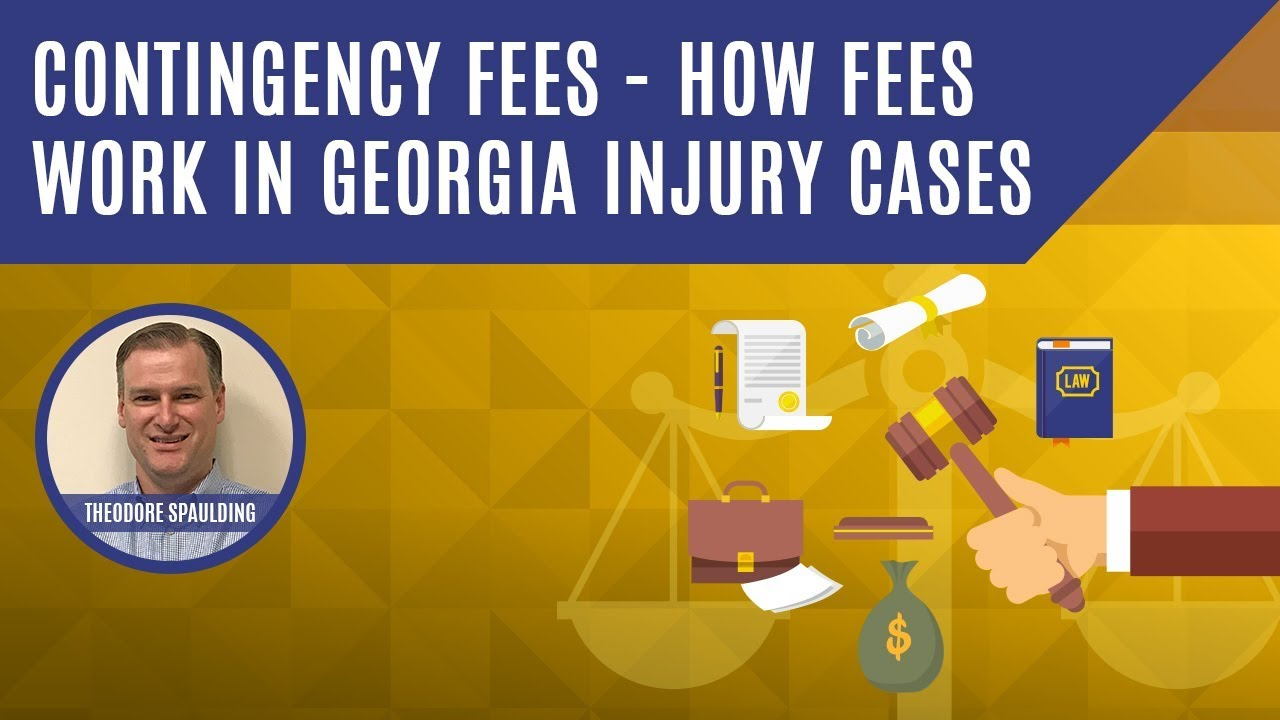 How Do Contingency Fees Work In Personal Injury Cases?