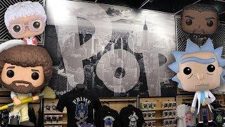 Time Square Foot Locker Funko Pop Hunting!