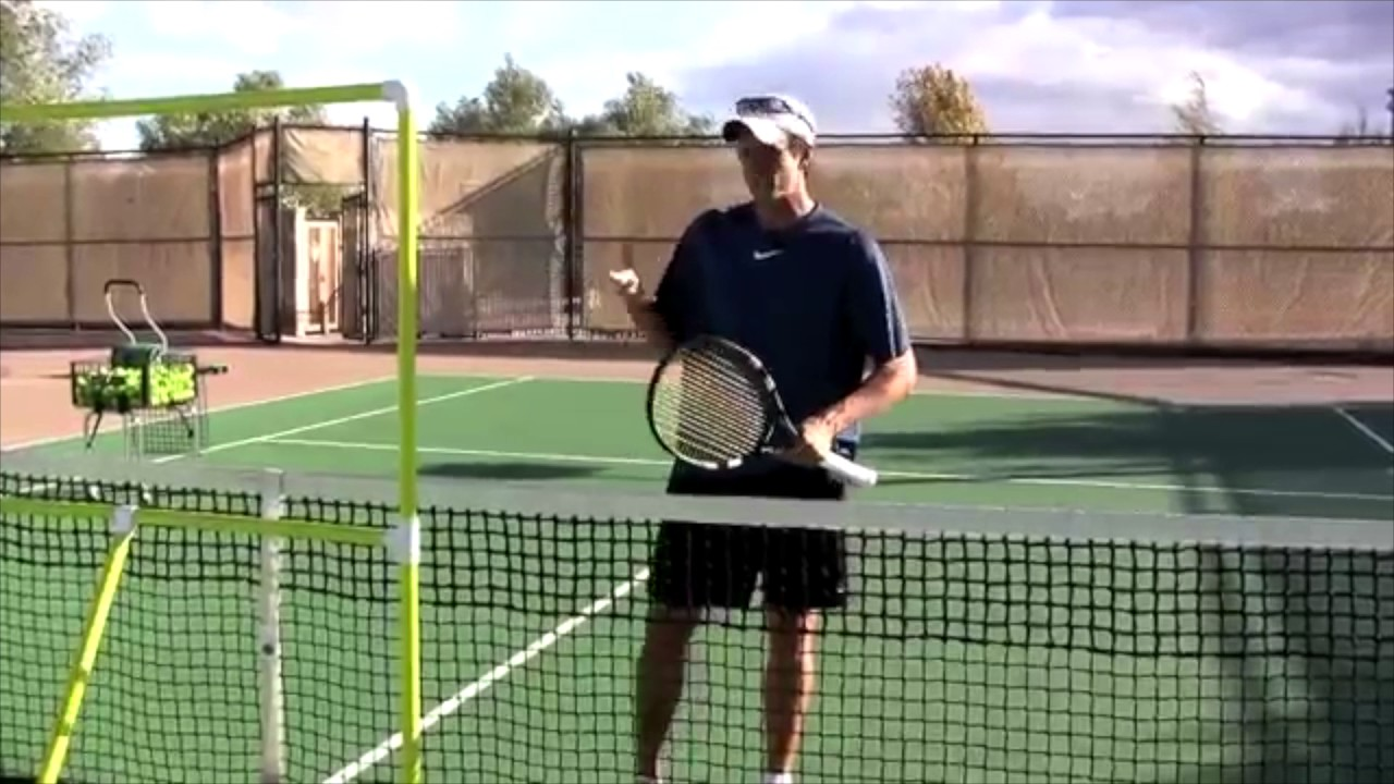Tennis Training Aids - Target Trainer - OnCourt OffCourt