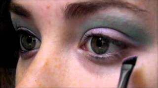 """Tropical Berry Eyeshadow Tutorial"" Using the ""88 Matte Palette"" Thumbnail"