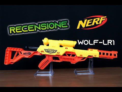 Recensione Nerf Alpha Strike Wolf-LR1 || Non Mi Convince...