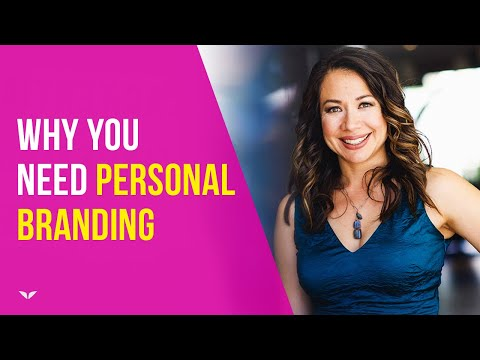 Why Personal Brand Is Key To Your Success by Marisa Murgatroyd