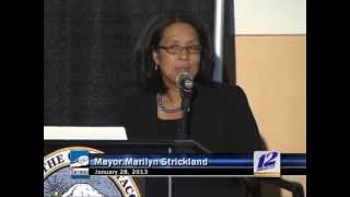 Mayor Marilyn Strickland's State of the City Address 2013