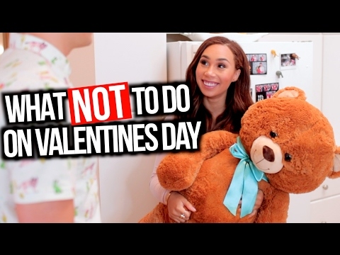 WHAT -NOT- TO DO ON VALENTINES DAY! | MYLIFEASEVA