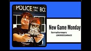 Terraformars New Game Monday
