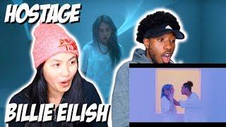 BILLIE EILISH - HOSTAGE | MUSIC VIDEO REACTION
