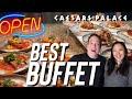 CAESARS BUFFET LAS VEGAS The NEWAll You Can EatBuffet in Las Vegas