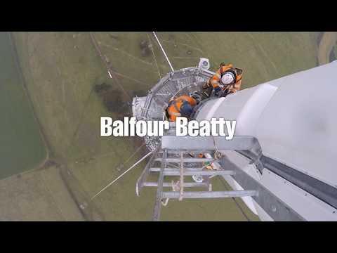 How do we maintain communication masts?