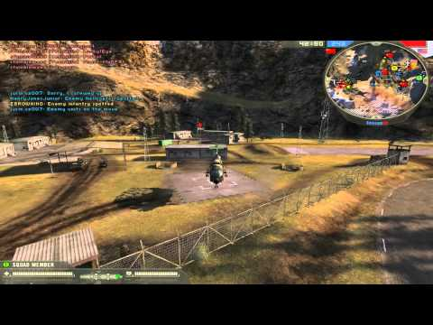 Battlefield 2 live commentary 13: Planting on Dalian