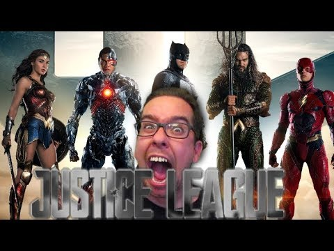 Justice League - Film Review