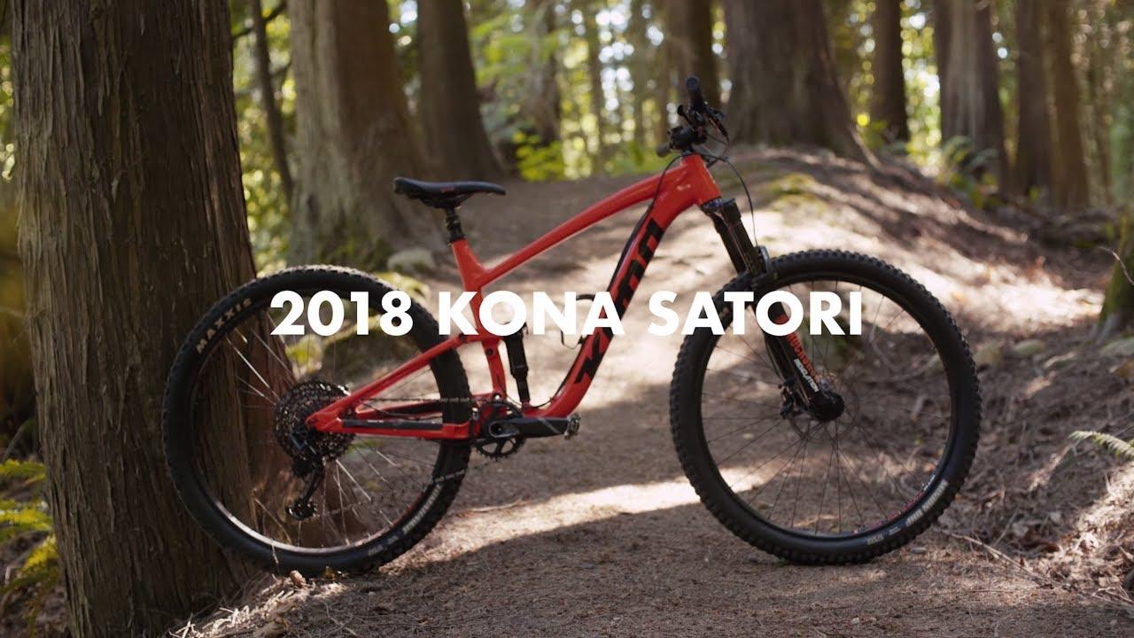 Mountain Bike Reviews >> Kona Satori Bike Review Youtube
