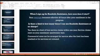 Verizon Roadside Assistance - What Services Are Covered For Free By Roadside Assistance?