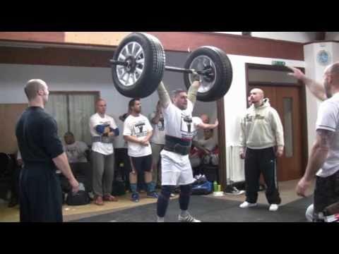 St.Ives Strongest Man Under 90kg - Will Sanderson