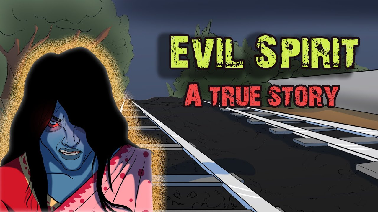 Evil Spirit-Episode-29. Real Horror Stories in Hindi- Animated. #Bhoot #HorrorStories #HHSA