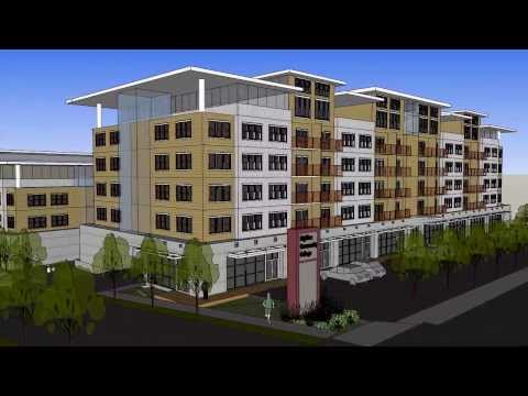 Highline Place - Mixed-Use Project, DesMoines, WA