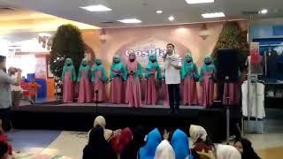 Juara 3 Festival Qasidah,, Putri RCS FAMILY