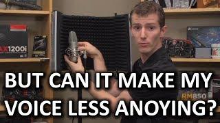editors keys sl300 studio microphone unboxing overview