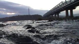 Усть-Илимск.  Сентябрь 2011