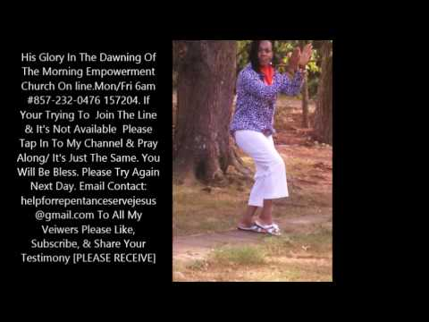 DOMINION; I WILL NOT REST UNTIL YOU GET HIGHER IN GOD PT1