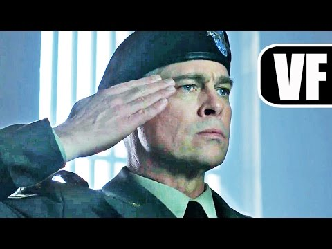 WAR MACHINE streaming VF (Netflix 2017) Brad Pitt