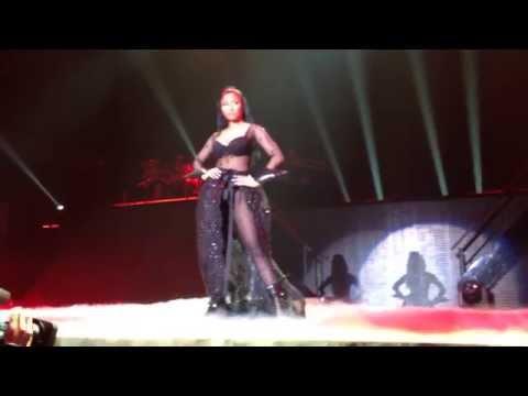 Nicki Minaj - I Lied and The Crying Game - Frankfurt