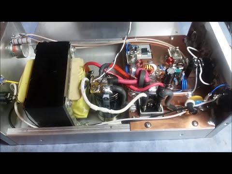 Gatekeeper Built 1x2879 1 Pill Tuned Circuit Base Amplifier