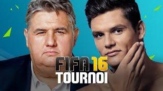 PIERRE MENES vs MANAUDOU - Tournoi FIFA 16