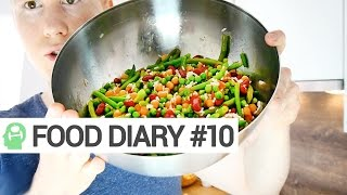 VEGAN FOOD DIARY #10 -LAAAADETAAAG!!! - Vegception.de