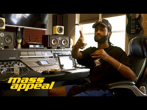 Rhythm Roulette: Chase N. Cashe | Mass Appeal