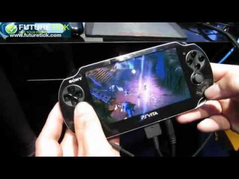 PS Vita PS3 continuous client gaming