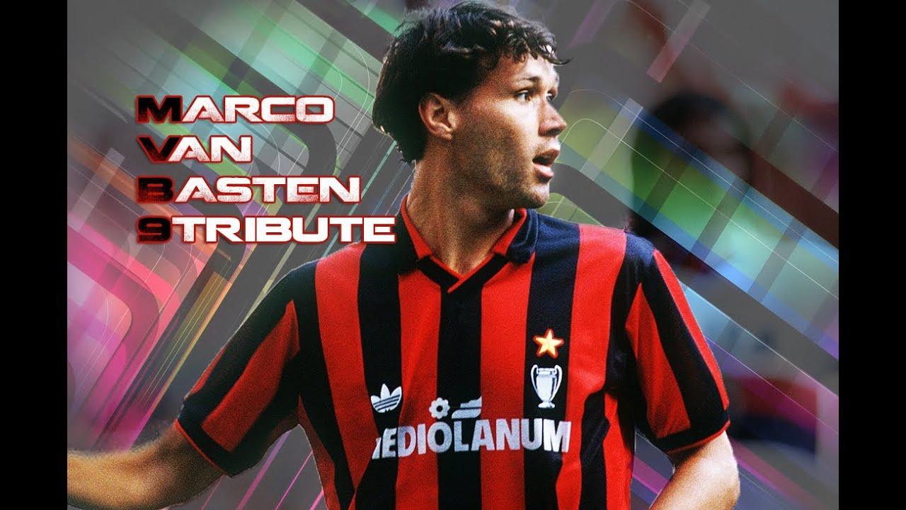 Marco Van Basten Tribute 2014