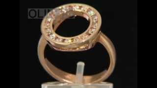 Каталог колец из золота и серебра(