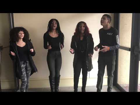 Satisfied - The Walls Group (Cover)
