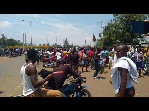 Supreme court ruling celebration in kisumu