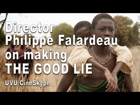 UVU CineSype: Philippe Falardeau The Good Lie Fall 2017