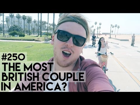 THE MOST BRITISH COUPLE IN AMERICA?