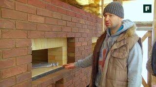 Двухкамерная печь для выпечки хлеба // FORUMHOUSE
