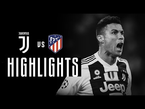 HIGHLIGHTS: Juventus vs Atletico Madrid - 3-0 - Ronaldo hat-trick completes comeback!
