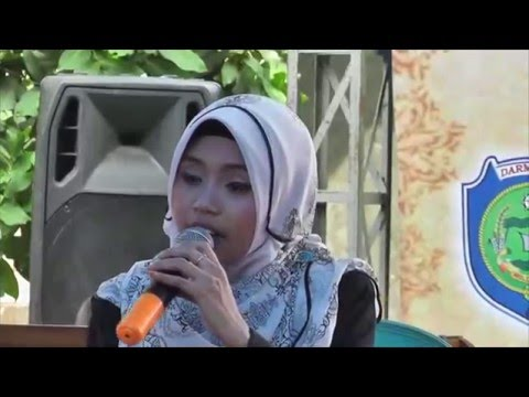 USTADZAH MUMPUNI HANDAYAYEKTI - Wanguk Indramayu Part 1