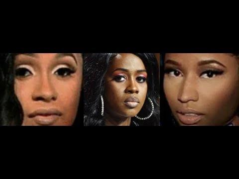 Remy Ma REACTS to Cardi B Nicki Minaj