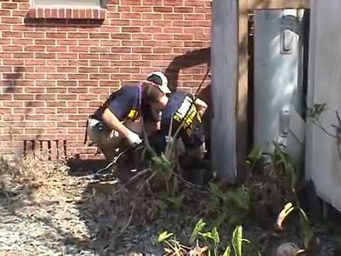 Pasado's Safe Haven 2005 Katrina Rescue Videos Behind The Scenes RAW*