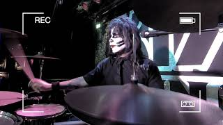 KISS - ROOM SERVICE  - DRUM CAM (CARNIVAL OF KISS)
