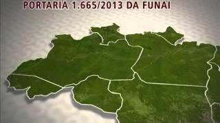 Funai restringe trânsito de pessoas na terra indígena Jacareúba Katauixi -  - YouTube